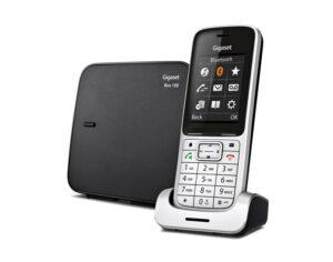 Телефон беспроводной SL450A GO (база + трубка)